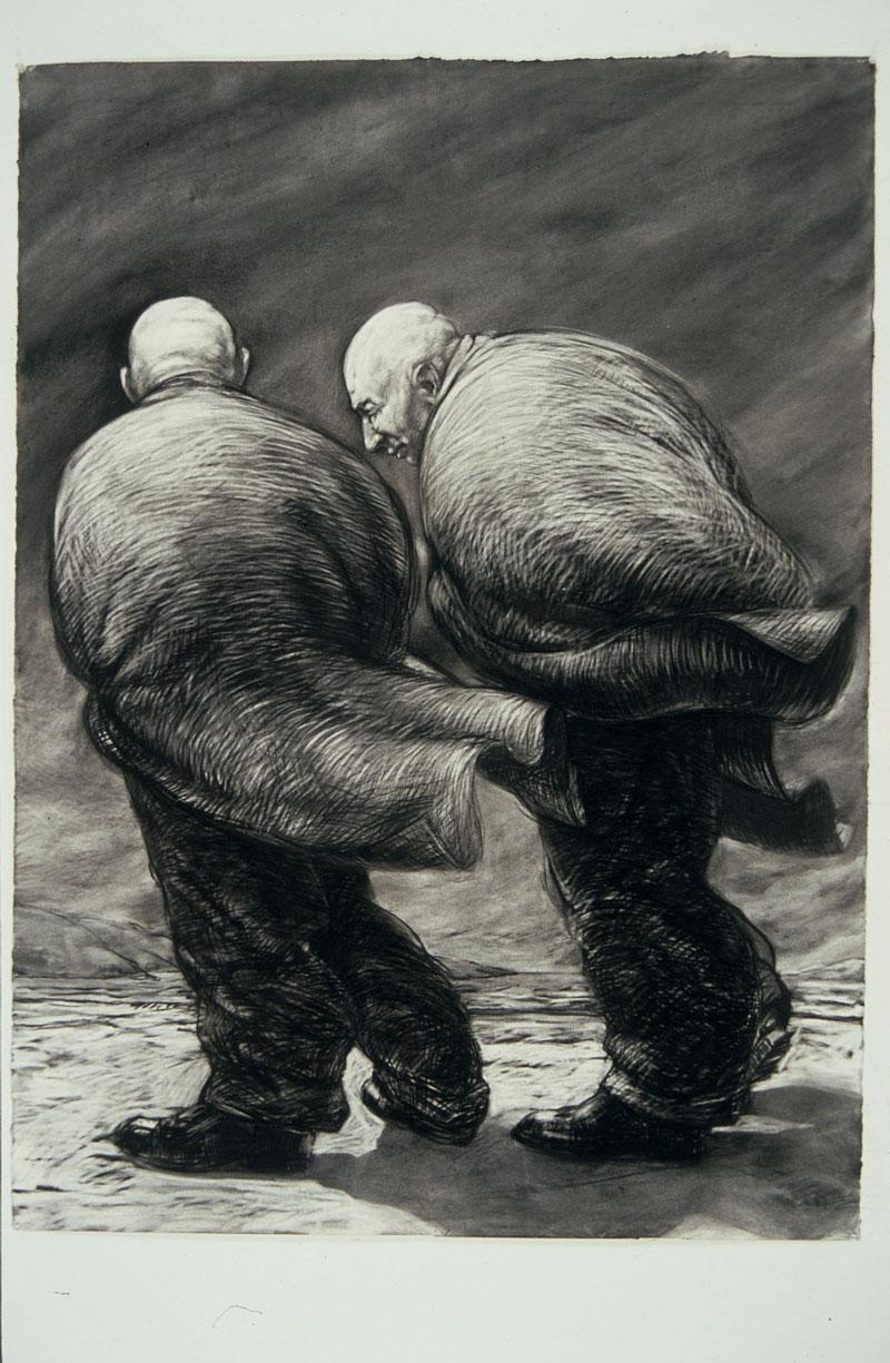 Elgrecos Dream, 2006 150 x 107cm